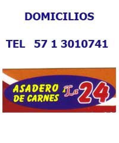 ASADERO DE CARNES LA 24