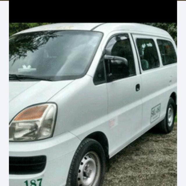 Servicios de Trasporte Vans