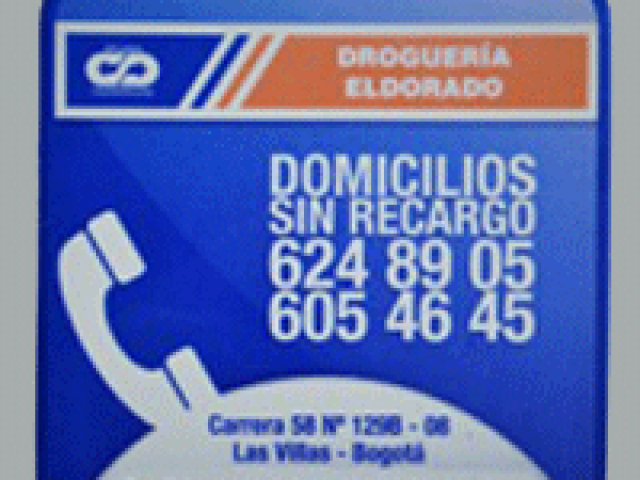 DROGUERIA EL DORADO