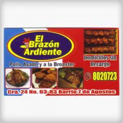BRAZON ARDIENTE
