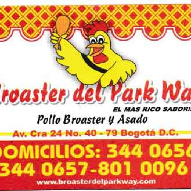 Broaster del park way
