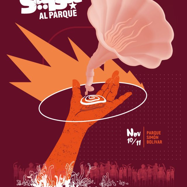 Festival Salsa al Parque 2018