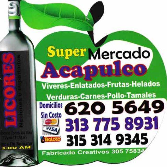 Supermercado Acapulco