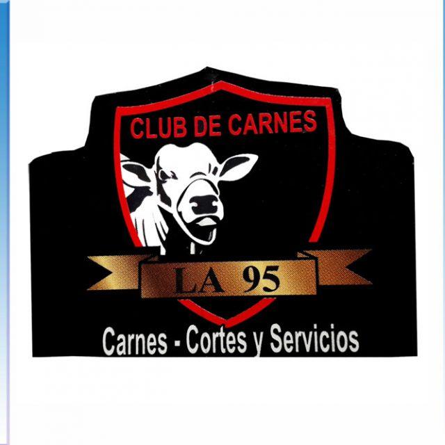 Club de carnes la 95