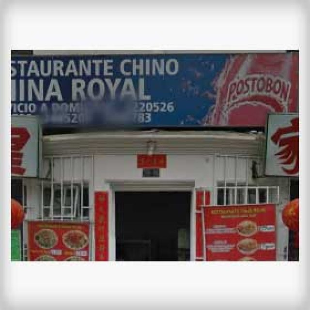 Restaurante China Royal
