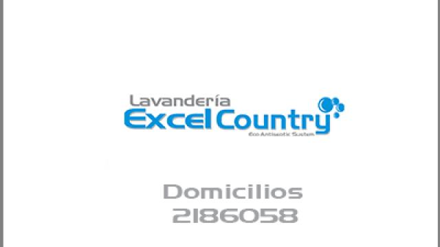 Lavanderia Excel Country