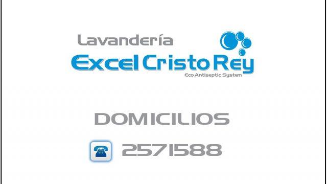 LAVANDERIA EXCEL CRISTO REY