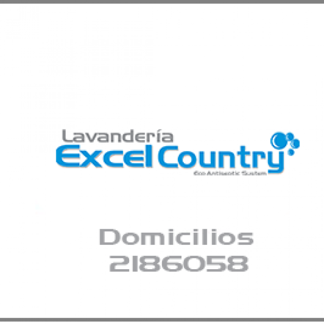 Lavanderia Excel Country