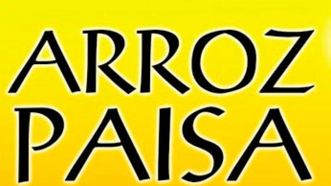 ARROZ PAISA   CAN