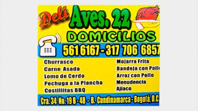 Deli Aves.22