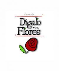 Digalo con flores