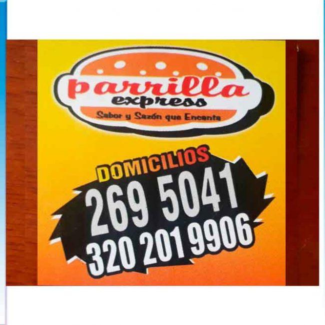 Parrilla express