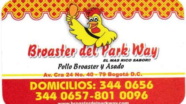 Broaster del park way